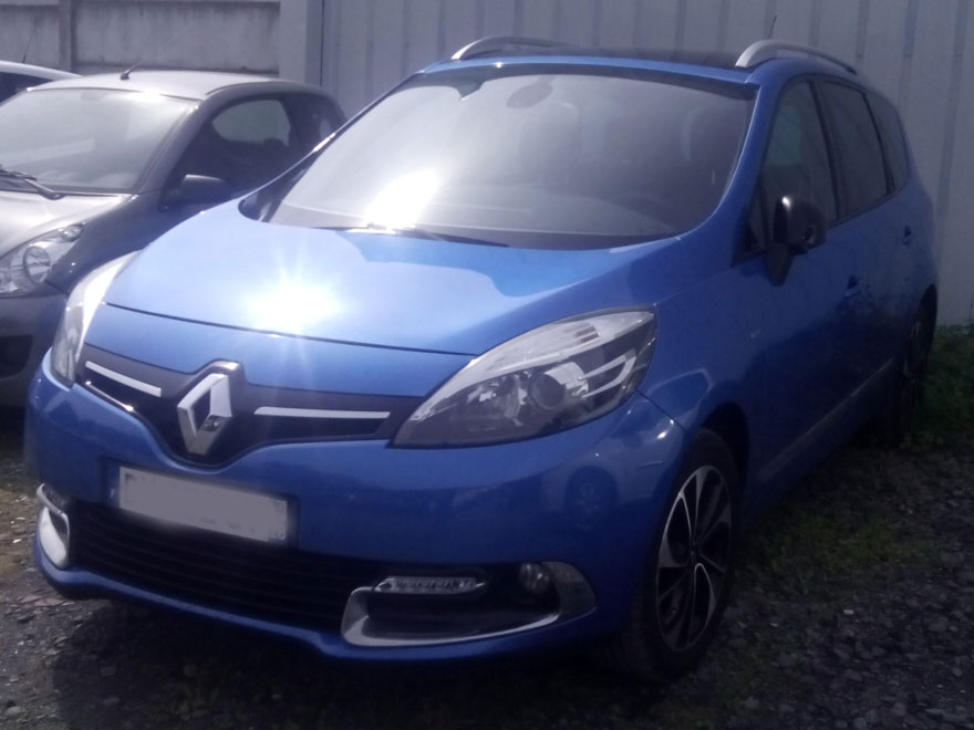 voiture occasion Renault Grand Scenic
