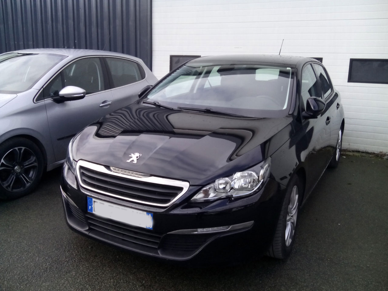 voiture occasion Peugeot 308